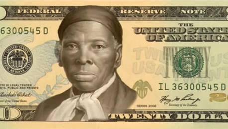 אישה תופיע על שטר כסף אמריקאי