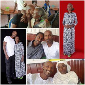 מרגש: נפגש עם אמא לאחר נתק של 25 שנה
