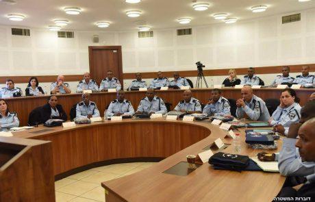 תוכנית שוטרים קהילתיים עבור קהילת יוצאי אתיופיה