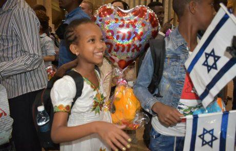 איחוד המשפחות הקרועות בין ישראל לאתיופיה
