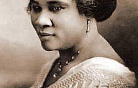 האישה הראשונה שהפכה למיליונרית בזכות העסק שלה