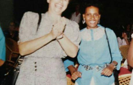 18 שנה אחרי: האם תצליחו לזהות את האישה?!