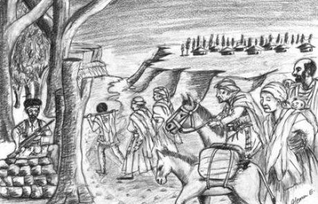 """הסיפור שלא סופר: סיפור """"יציאת יהודי אתיופיה"""""""
